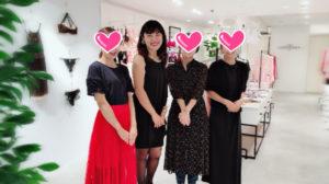 黒江香 ランジェリーセッション 大阪・東京